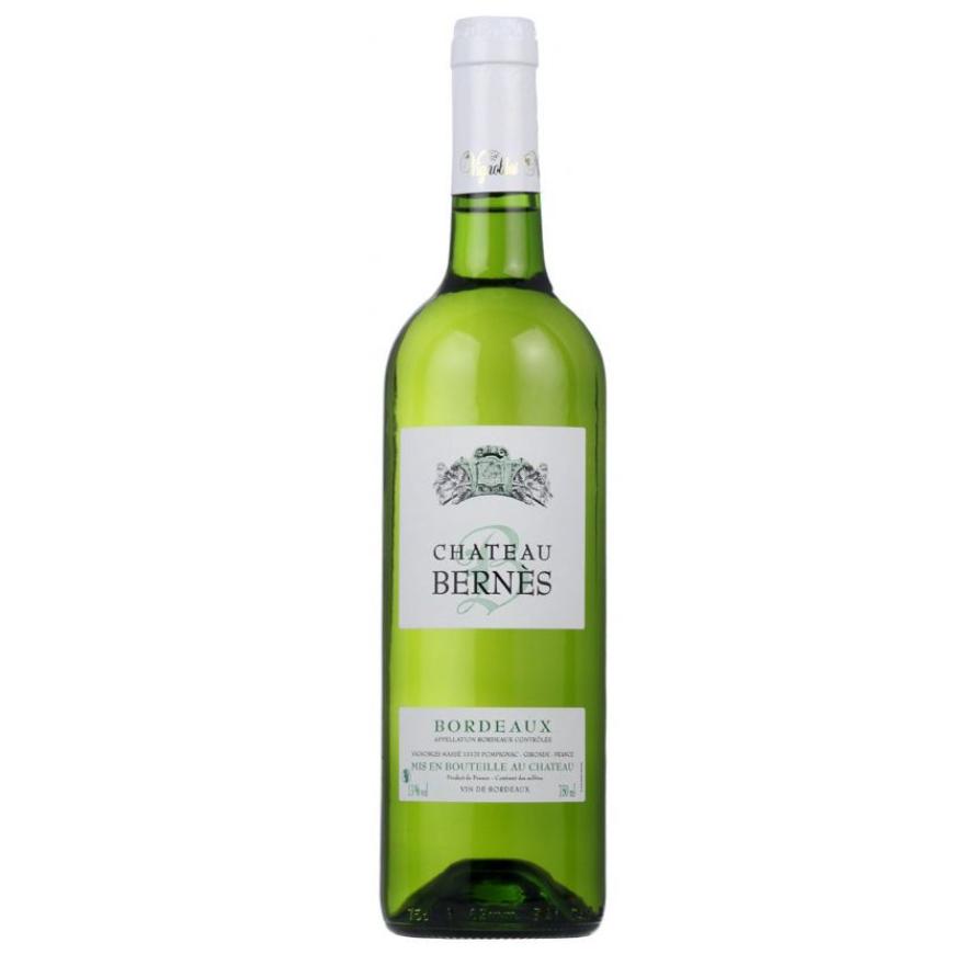 Chateau Bernes Bordeaux Blanc 2015