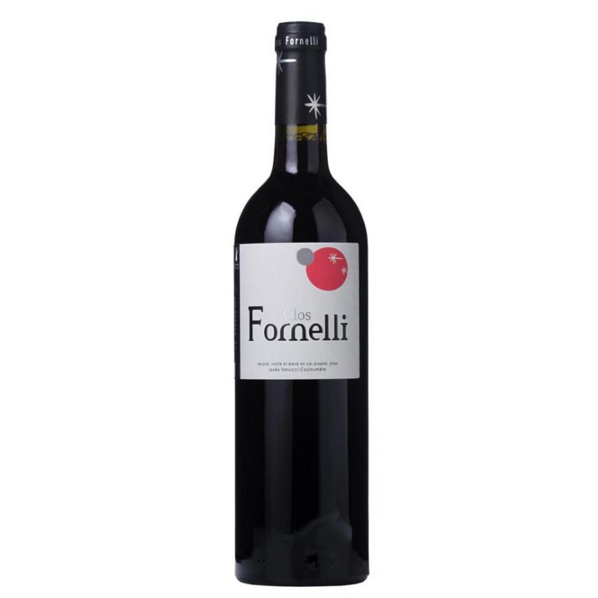 Clos Fornelli Rouge Corsica 2015