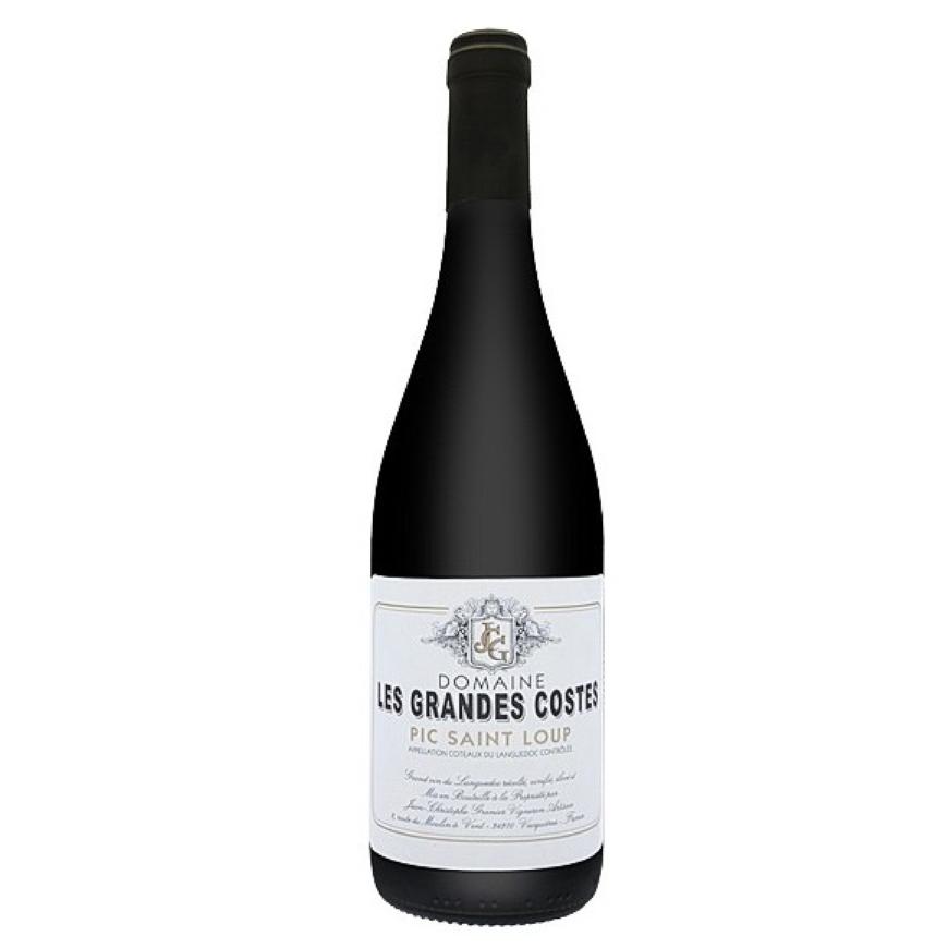 Domaine Les Grandes Costes Pic Saint-Loup 2015