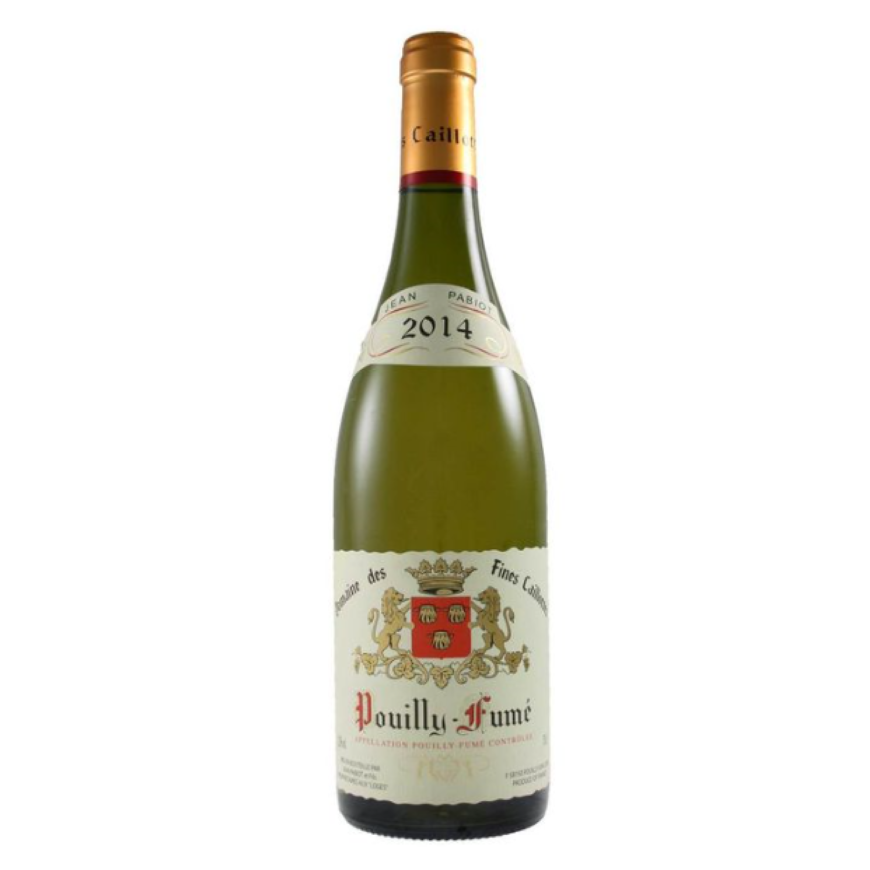 Domaine des Fines Caillottes Jean Pabiot Pouilly-Fume 2017