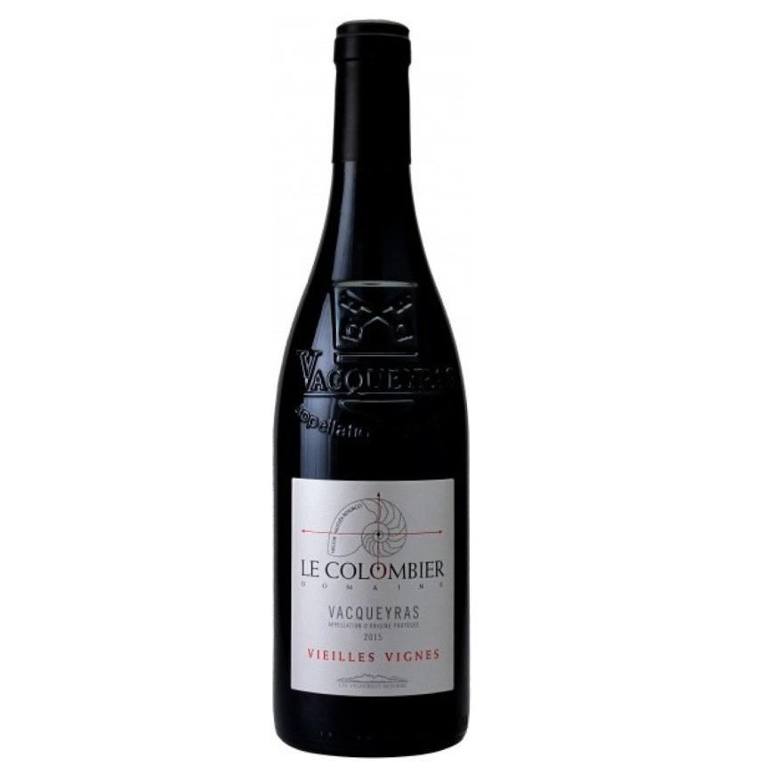 Domaine de Colombier Vacqueyras Vieilles Vignes 2017