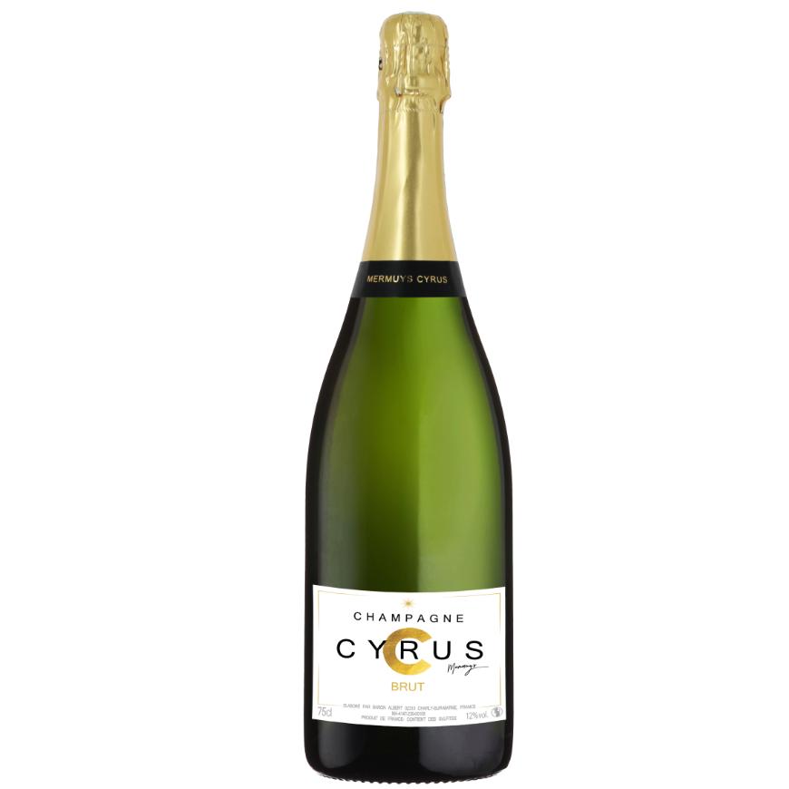 Mermuys Cyrus Brut Champagne