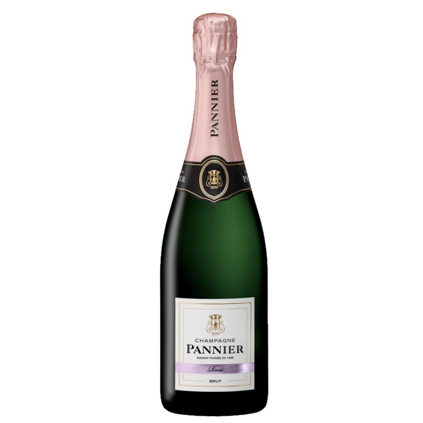 Pannier Brut Rose Champagne