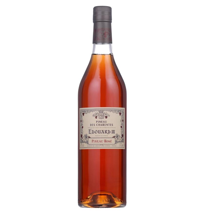 Edouard III Pineau des Charentes Rose