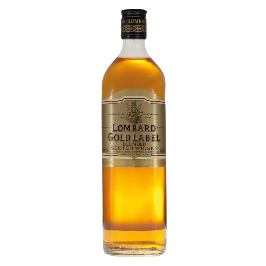 Lombard Gold Label Scotch Whisky