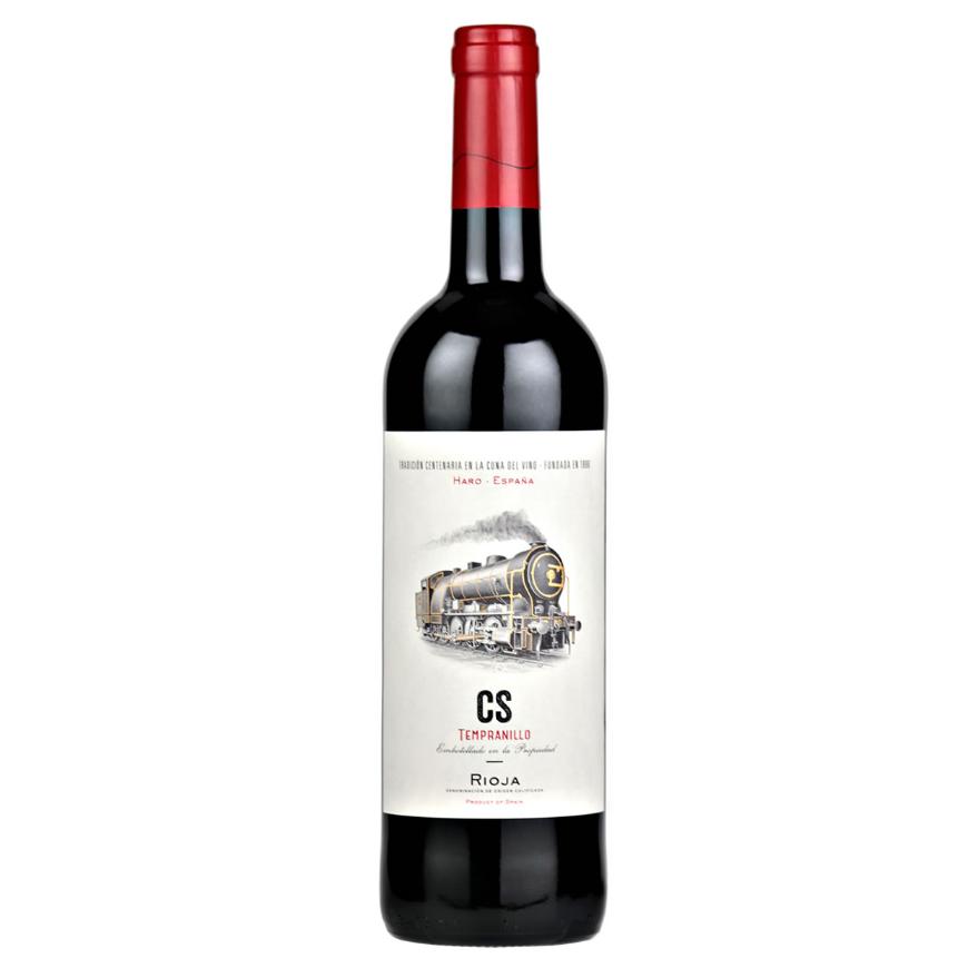 Rioja Tempranillo Bodegas Carlos Serres 2016