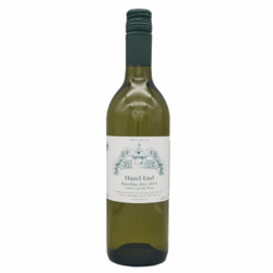 Hazel End Bacchus Dry English Wine 2015