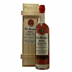 Delord 1978 Bas-Armagnac Brandy