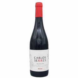 Rioja Crianza Bodegas Carlos Serres 2013