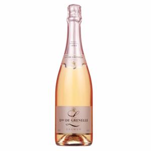 Louis de Grenelle NV Sparkling Rose Brut (Saumur)