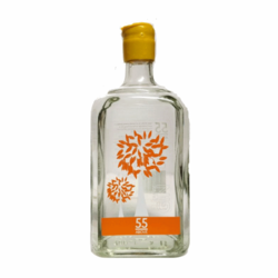 55 Above Orange Gin 70cl