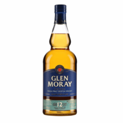 Glen Moray 12 Year Old Single Malt Scotch Whisky