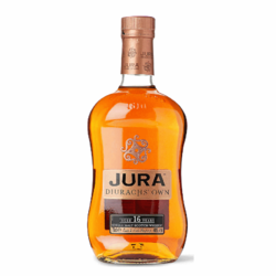 Isle of Jura 16 Year Old Single Malt Scotch Whisky