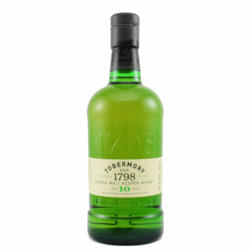 Tobermory 10 Year Old Single Malt Scotch Whisky