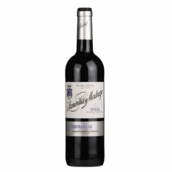 Bodegas Armentia Y Madrazo Rioja Tempranillo 2016