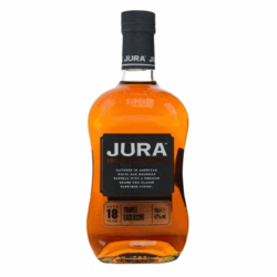 Isle of Jura 18 Year Old Single Malt Scotch Whisky
