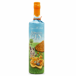 Copper in the Clouds One Time Gin Marmalade