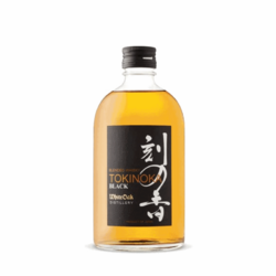 White Oak Tokinoka Black Blended Japanese Whisky
