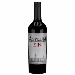 Luna Vineyards Asylum Zinfandel 2014