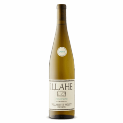 Illahe Vineyards Pinot Gris Willamette Valley 2015