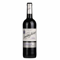 Bodegas Armentia Y Madrazo Rioja Tempranillo 2018