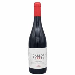 Rioja Crianza Bodegas Carlos Serres 2015