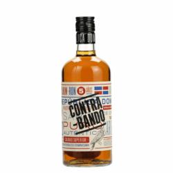 Contrabando 5 year old rum