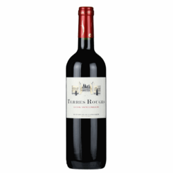 Chateau Terres Rouges Saint Emilion 2016