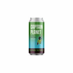 Beatnikz Republic Captain Planet Extra Pale ale