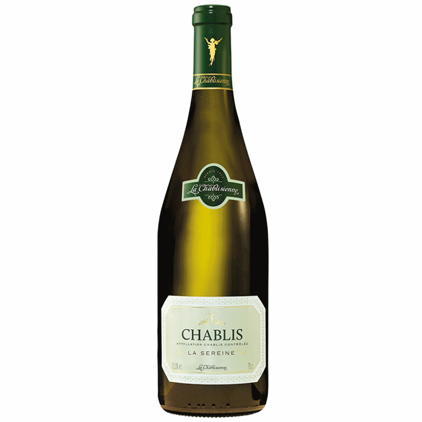 Domaine La Chablisienne Chablis La Sereine 2017