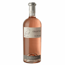 J Mourat Collection Rose 2019 IGP Val de Loire 2019