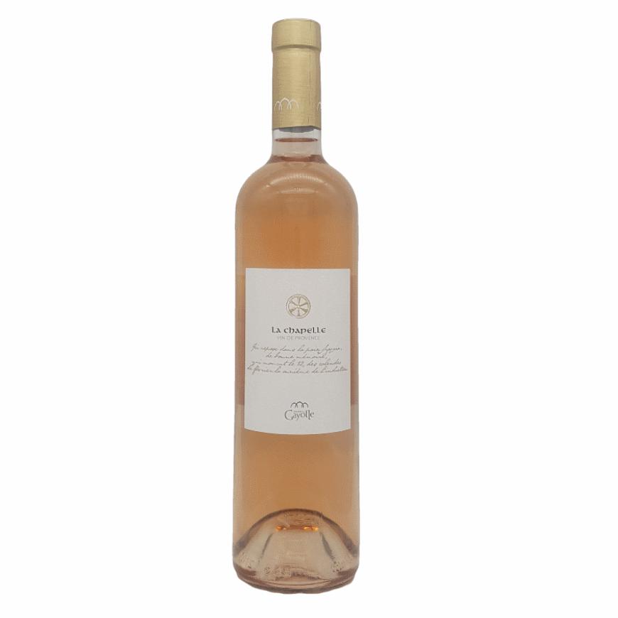 Domaine La Gayolle La Chapelle Rose 2019