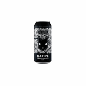 Mad Squirrel Native Lager