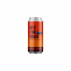 Beatnikz Republic Off the Road West Coast Pale