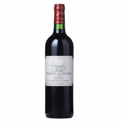Chateau le Privera Medoc Bordeaux 2015
