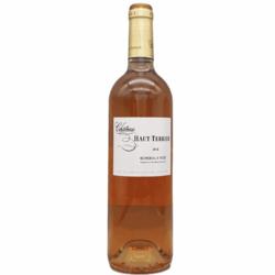 Chateau Haut Terrier Bordeaux Rose 2019