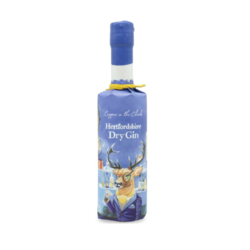 Copper in the Clouds One Time Gin Hertforshire Dry half bottle