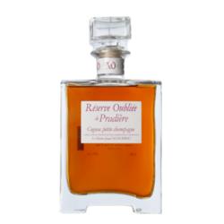 Cognac de Pradiere Reserve Oubliee XO