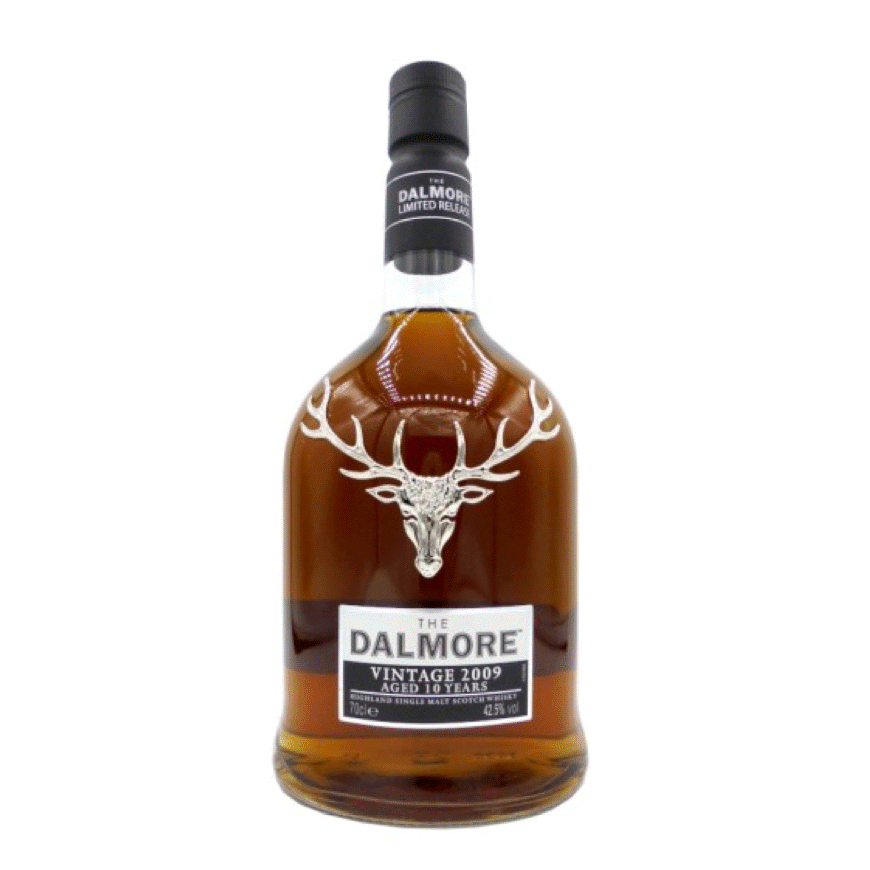 Dalmore 2009 Sherry Finish Scotch Whisky